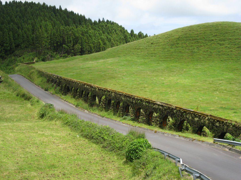 Акведуки Азорских островов sibved