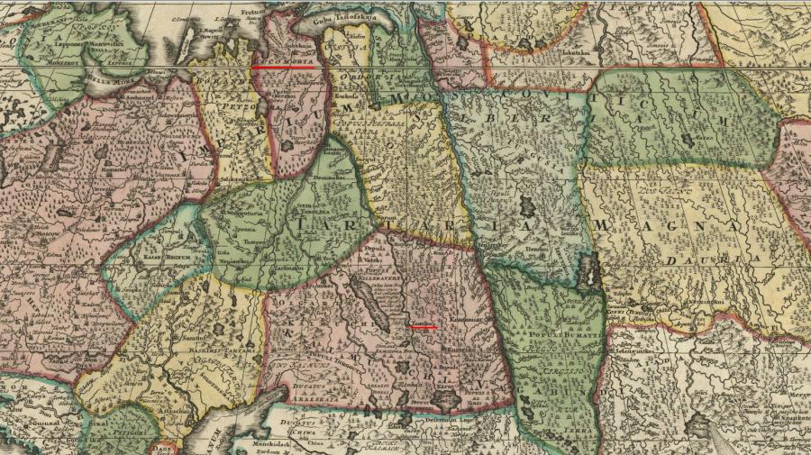 Тут Лукоморье, или странная география Старого Мира Сергей Игнатенко