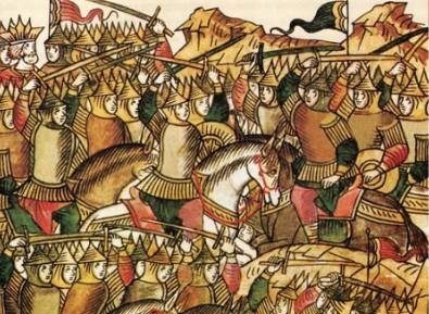 Описание татаро-монгольского ига в исторических документах Евгений Копарев