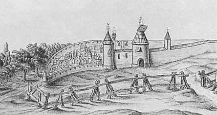 А это Псково-Печерский монастырь.