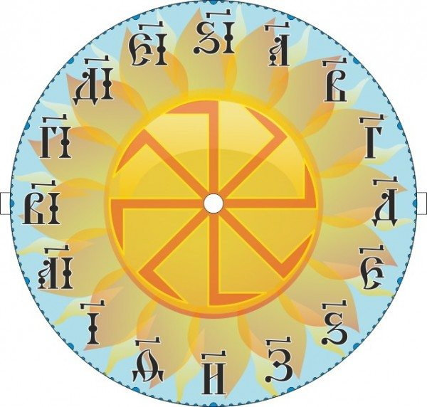 Часы Тартарии - первые Русские часы Sil2