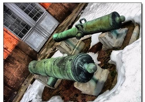 Иерихонские трубы. Библия об артиллерии. kadykchanskiy