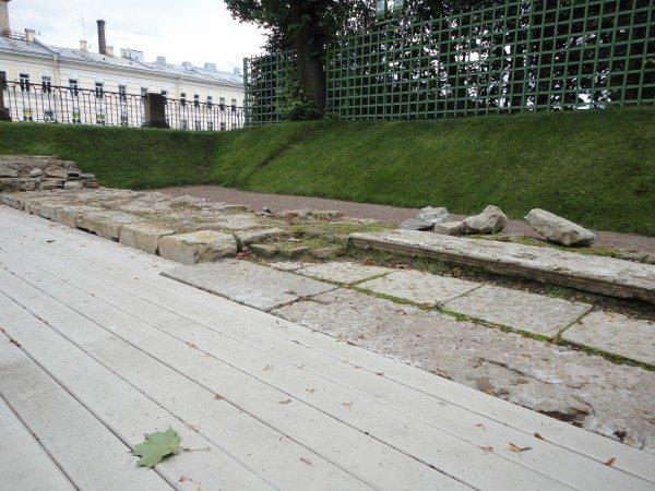 Допотопные дорожки Петербурга st_pit