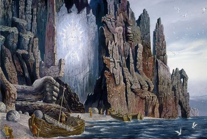 Лукоморье и Гиперборея найдены. А где же Русь?