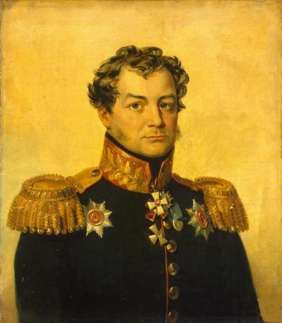 Александр Дмитриевич Засядко.