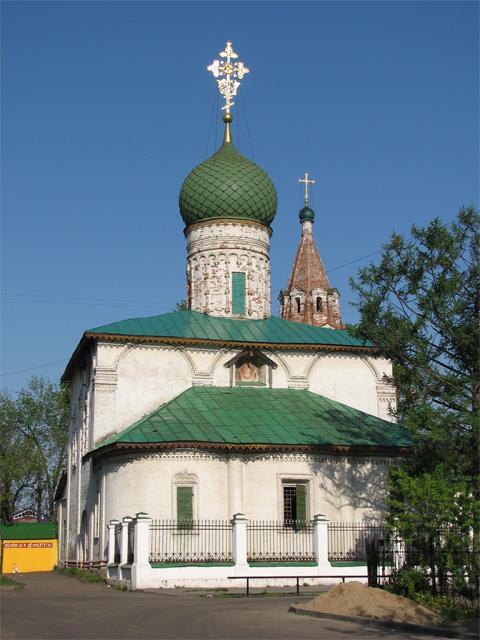 Шуйская церковь