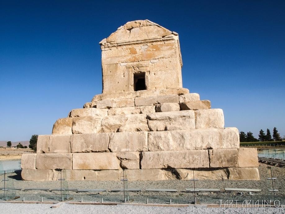 Мавзолей Кира II