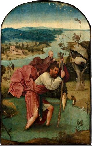 Иероним Босх (якобы 1505 год).