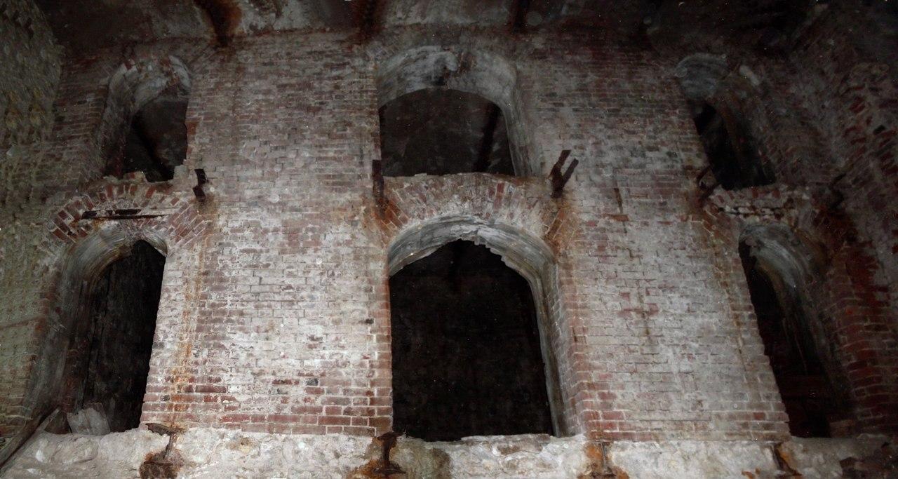 Подземные катакомбы - как системы водоотведения KatKatana