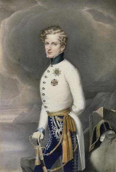 Наполеон Франсуа Жозеф Шарль Бонапарт, король Римский