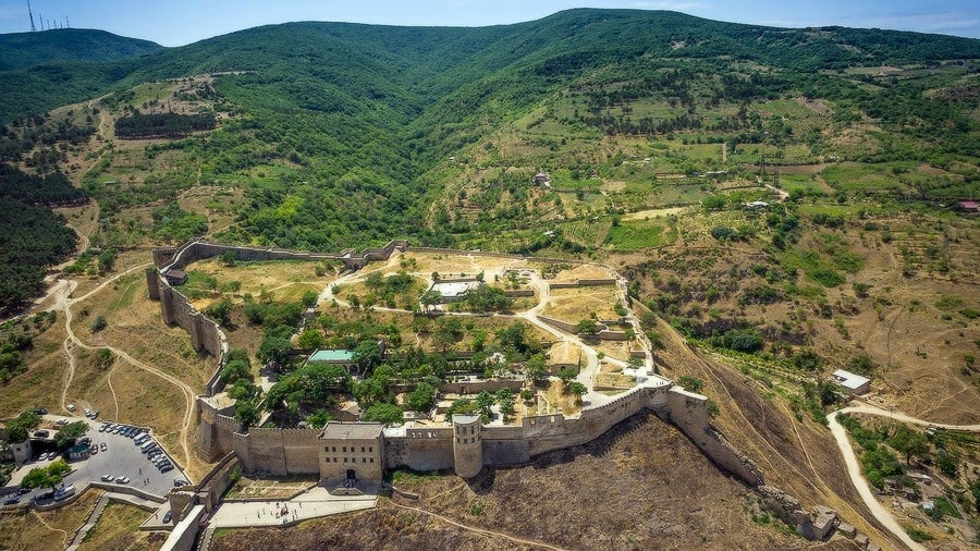 крепость Дербента