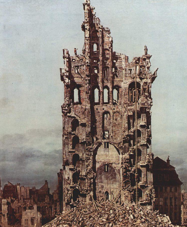 5. Antonio Canaletto: Drážďany