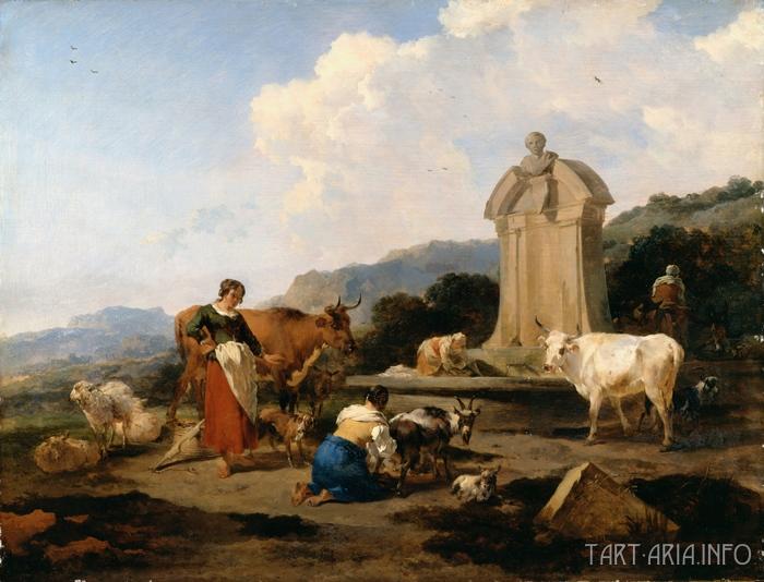 Nicolaes Pieterszoon Berchem