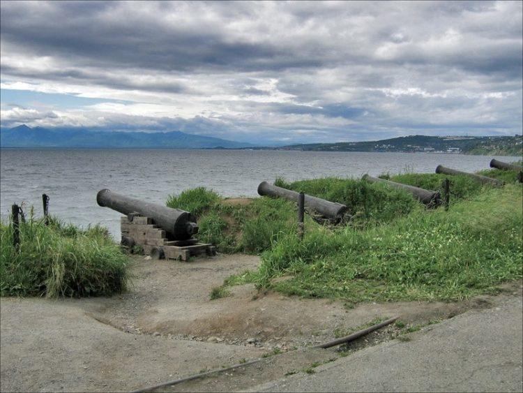Petropawlowsk auf Kamtschatka.