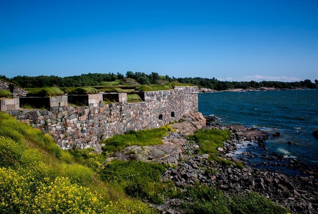 Die Festung Sweaborg