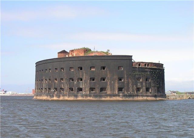 Die Festung Kronstadt