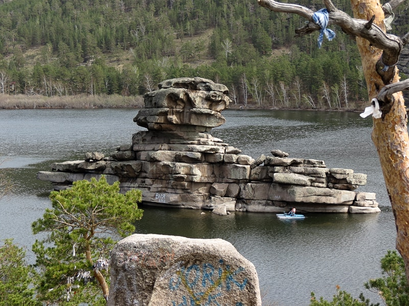 Megaliths speak: Part 2 kadykchanskiy
