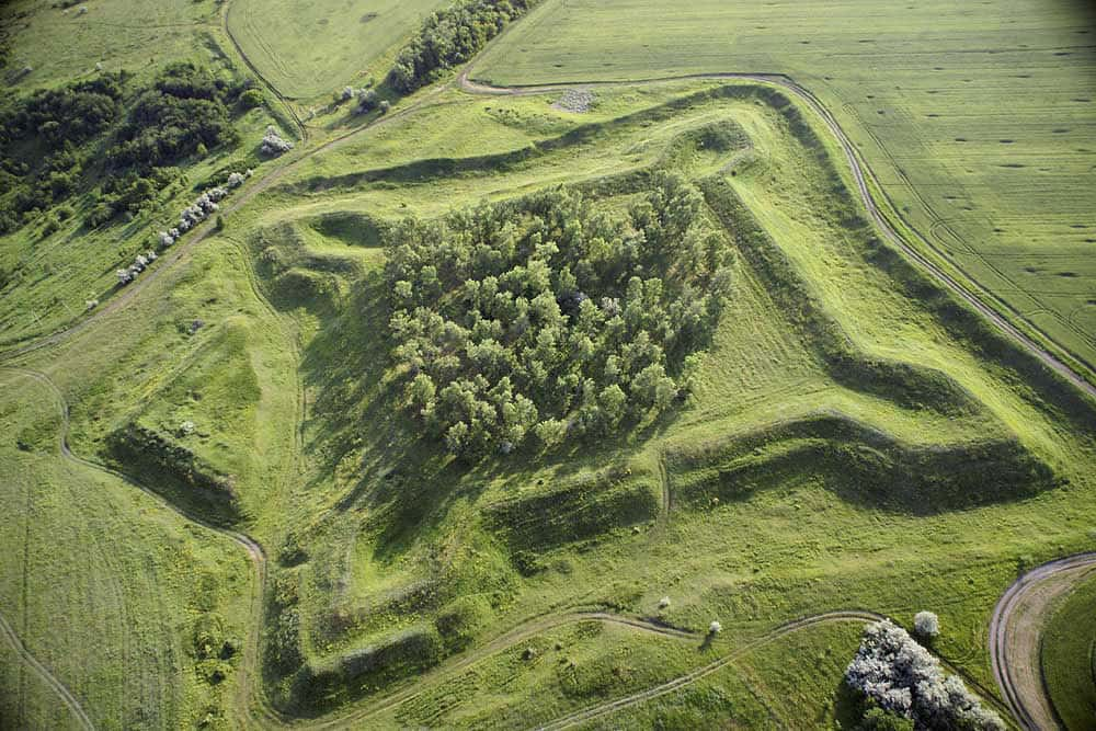 Параскевская крепость