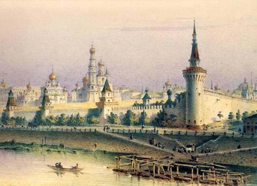 I. Weis. Moskau 1852