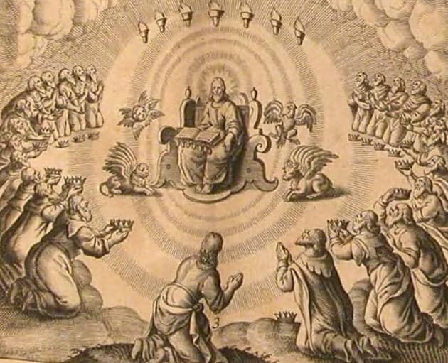 Sieben Throne des Himmels.