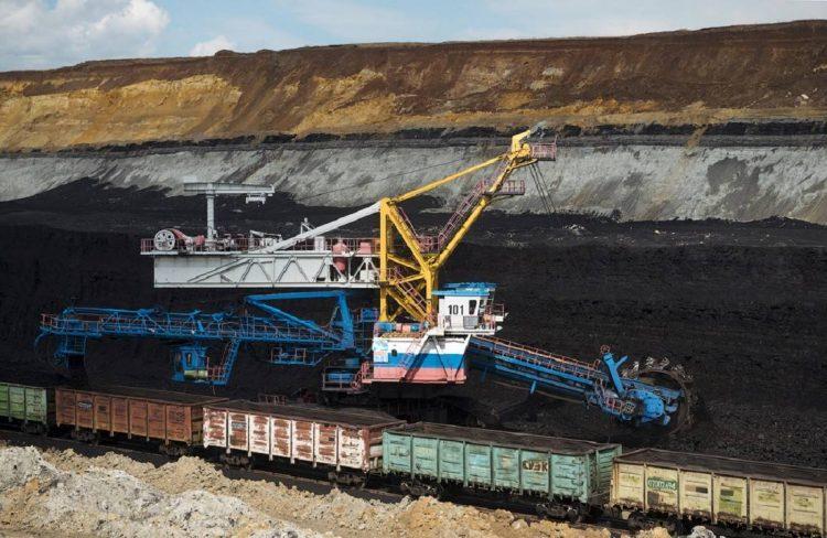 So wird Kohle im Tagebau gewonnen