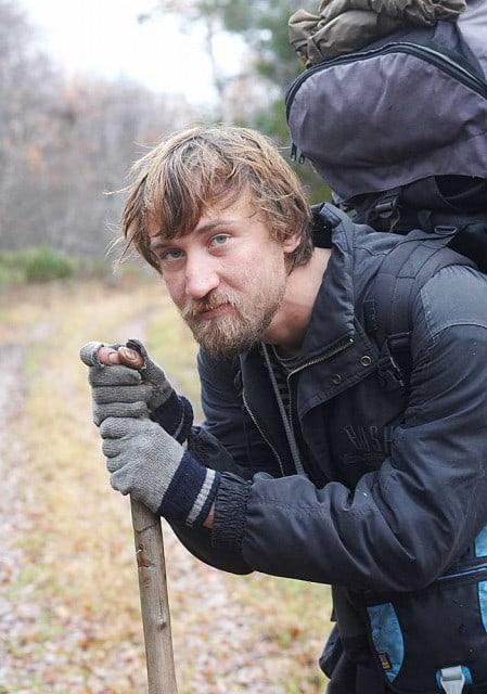 Der Reisende Dimitrij Arbusow