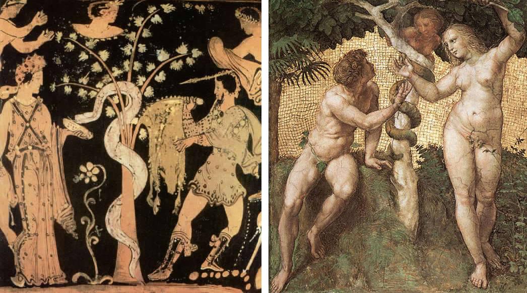Ясон и Адам