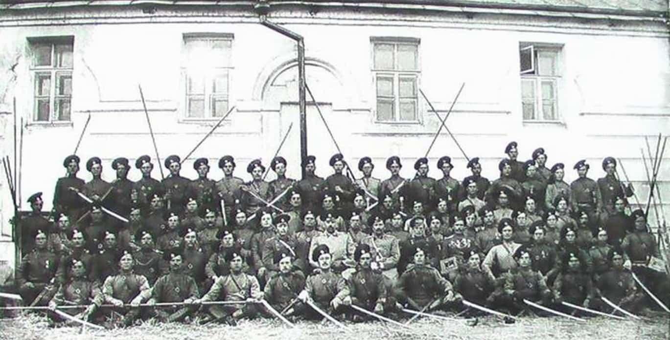 черноярская сотня Астраханского казачьего войска в Саратове