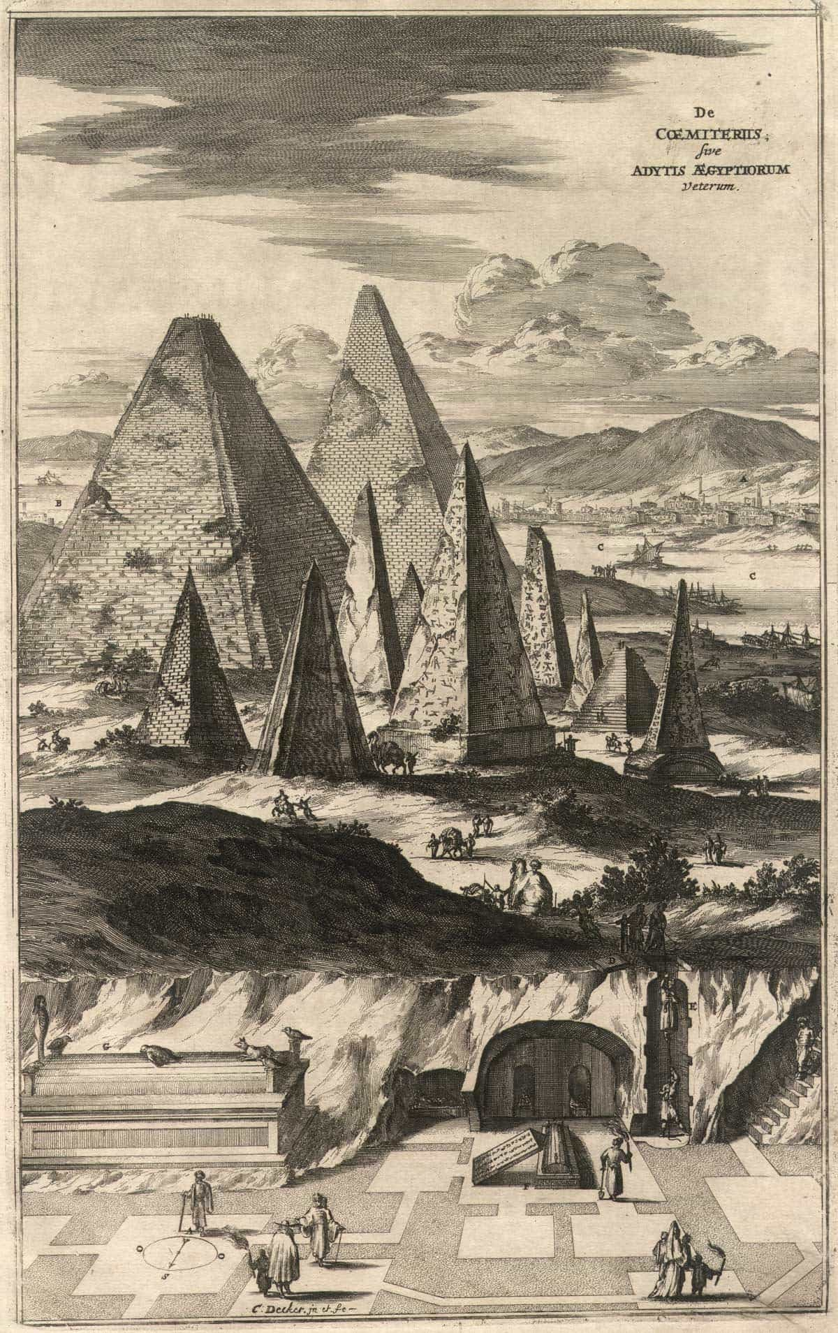 Гравюра. Эдвард Мельтон 1661
