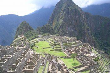 Machu-Picchu. Peru.