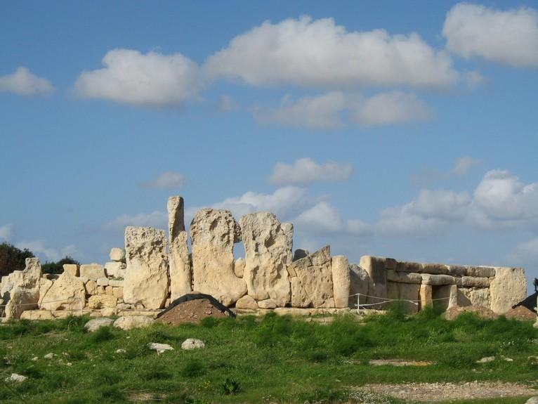 Мальта. Храм Вечной Богини.