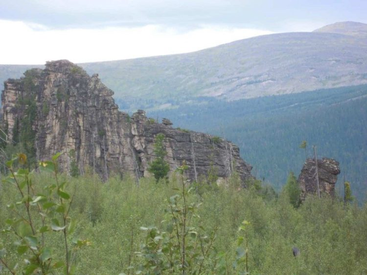 Megalithen sprechen. Teil 19 kadykchanskiy