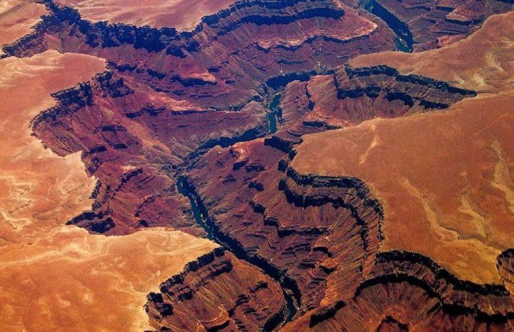 Velký kaňon, USA