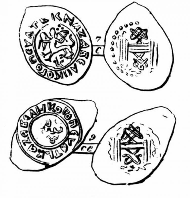 Монеты Великой Тартарии