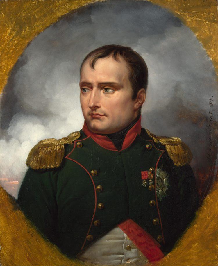 Napoleon I. Emil-Jean-Oras Vernet. Londýnská národní galerie