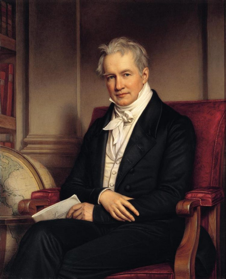 Portrét od Josepha Karl Stilera, 1843