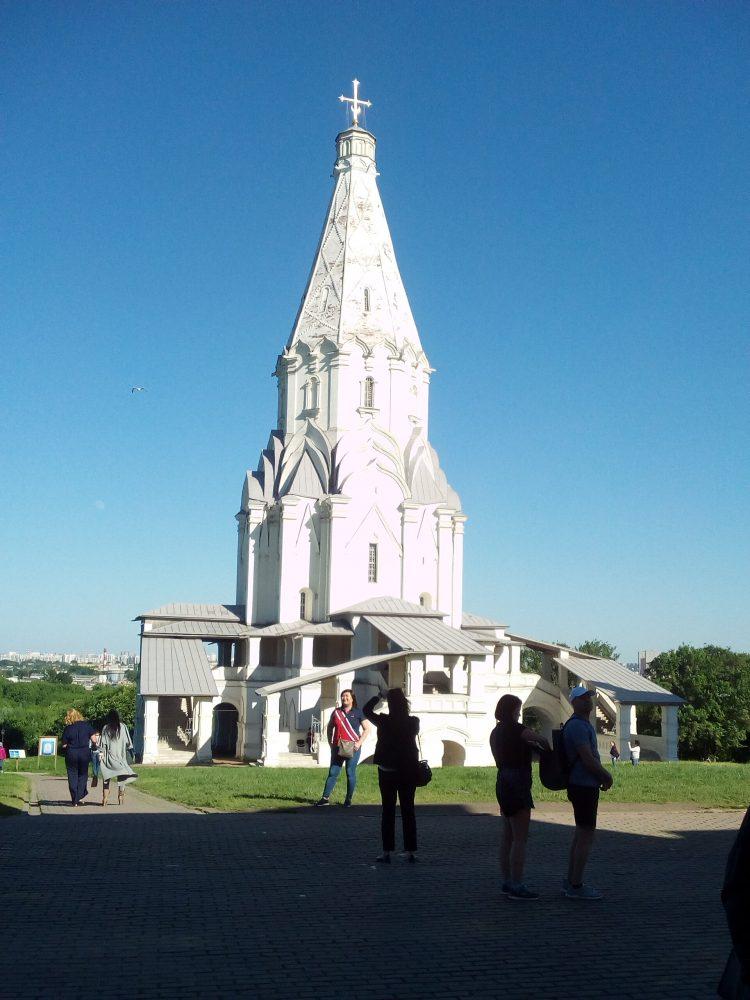 Церковь Вознесения Господня в Коломенском — православный храм Даниловского благочиния