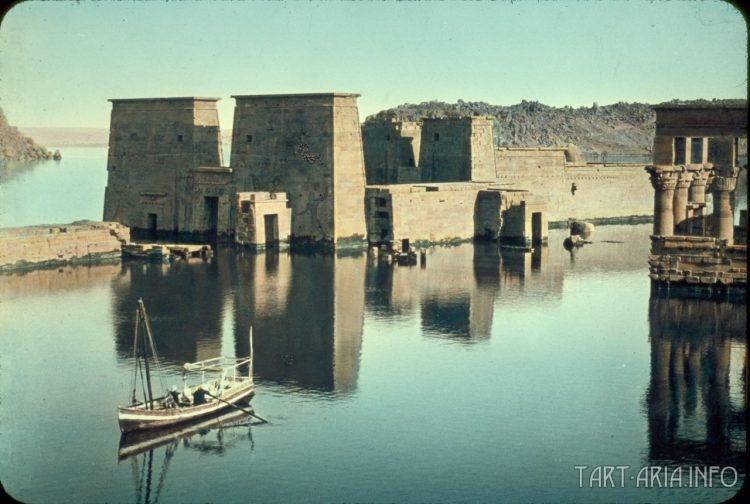 Филе храм Исиды