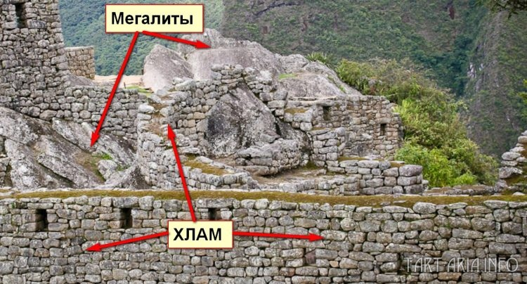 Древних мегалитов нет kadykchanskiy