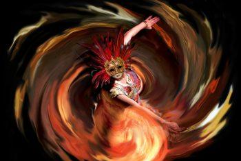 танец стихий