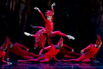 балет Мтравинского