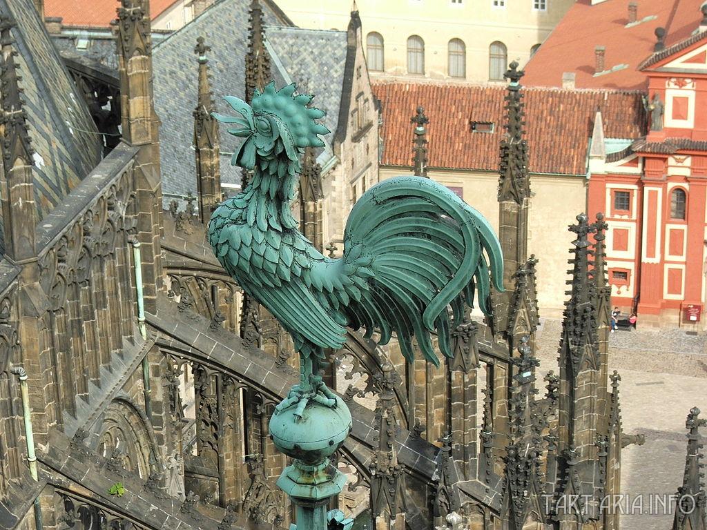 Собор Святого Вита в Праге. Источник