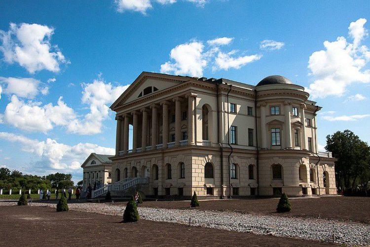 Строил ли Антонио Ринальди Гатчинский дворец? Marina Lokis